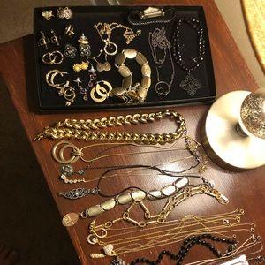 Jewelry - Costume Jewelry Lot